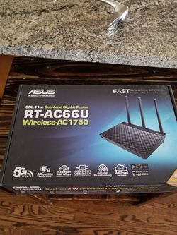 Asus AC1750 router for Sale in Renton,  WA