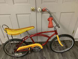 Schwinn Sting Ray vintage bike for Sale in Naperville, IL