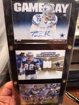 Jason Witten 3 card lot for Sale in El Paso, TX