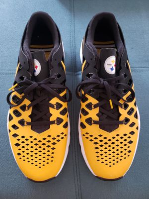 Pittsburgh Steelers Nike Shoes for Sale in Redondo Beach, CA