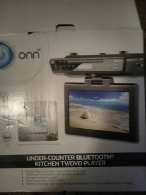 Under-Counter Bluetooth Kitchen TV/DVD and Radio Player for Sale in Orlando, FL