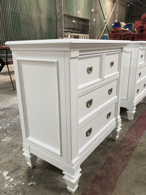 NEW white Nightstand /end table 3 drawer/ Pair for Sale in Westminster, CA