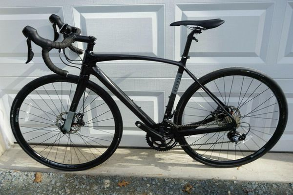 Access Bynum All Carbon Fiber Bicycle