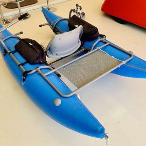 GREAT SHAPE. Pontoon Boat Must Go ASAP for Sale in Scottsdale, AZ