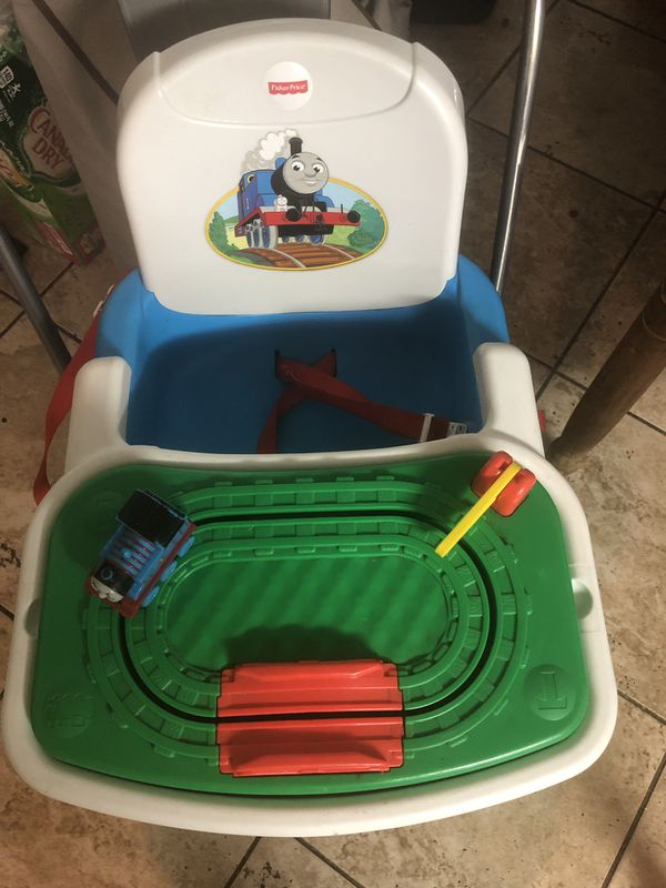 fisher-price thomas tray play booster seat
