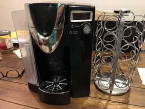 Coffee maker and puck holder. for Sale in Philadelphia, PA