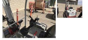 Mini Excavator Takeuchi TB016 Low Payments of $417/Month for Sale in Pasadena, CA