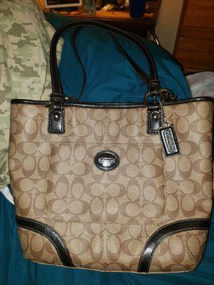 Designer Name Brand Handbag (COACH) for Sale in Tulsa, OK
