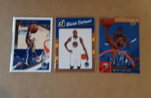 3 Kevin Durant Basketball Cards for Sale in Cherry Hill, NJ