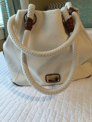 Michael Kors heavy canvas bag for Sale in Rehoboth, MA