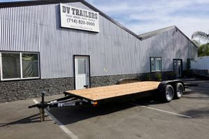 2020 DV TRAILERS 16' Car hauler for Sale in Westminster, CA