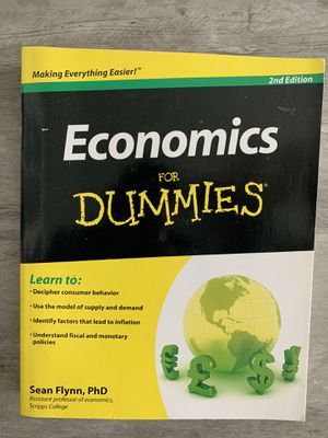 Economics for Dummies for Sale in Selma, CA