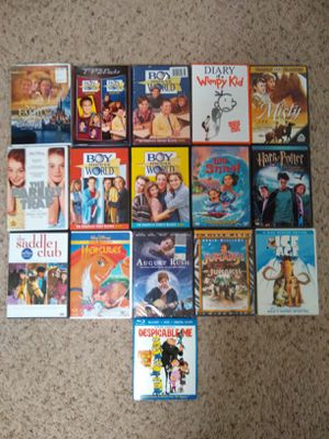 DVD Lot - Family/Kids for Sale in Orlando, FL