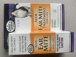 Cat/Dog Ear Treatment for Sale in Duarte, CA