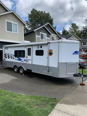2006 Balboa Mirage Toy Hauler T-26 for Sale in Maple Valley, WA