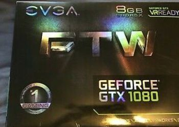 EVGA GeForce GTX 1080 FTW GAMING ACX 3.0 GAMING GPU for Sale in Maple Plain,  MN