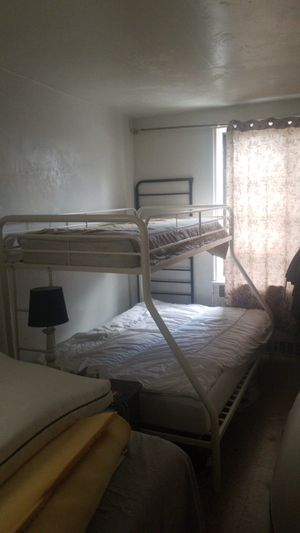 BED BUNK BED ##NO Mattres ### for Sale in Queens, NY