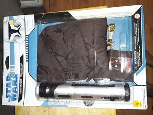 Star Wars Jedi Knight Accessory Kit for Costume for Sale in Pomona, CA