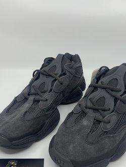 Yeezy 500 Utility Black Size 10 for Sale in Danbury,  CT
