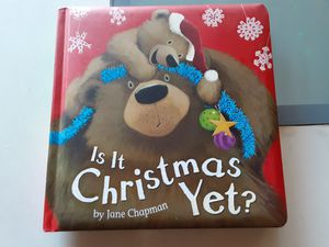 Is It Christmas Yet Children's Book for Sale in Apple Valley, CA