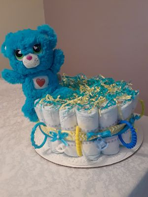Diaper cake for Sale in Sunrise, FL
