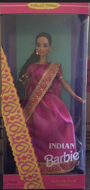 Indian Barbie 1995 collector edition for Sale in Sanford, NC