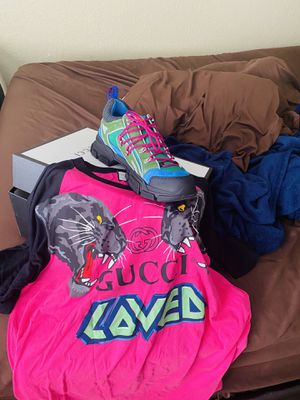 Gucci shoes size 11 for Sale in Jacksonville, FL