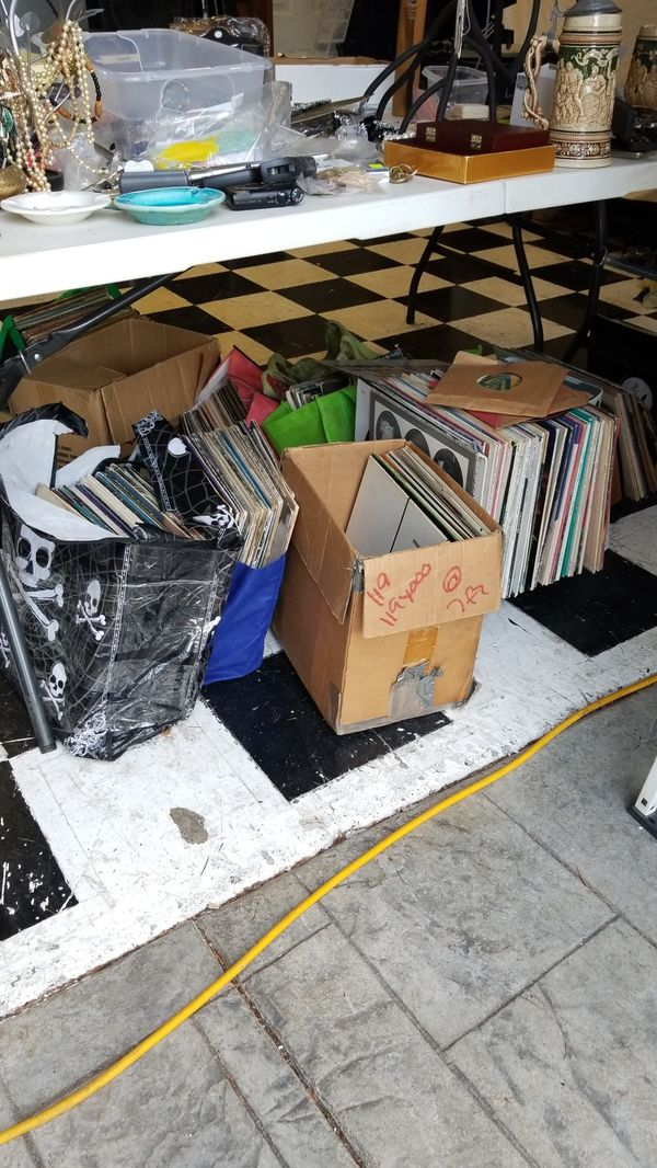 Huge Record Collection