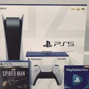 BRAND NEW Sony Playstation 5 a.k.a. PS5 / PS 5 1Tb Digital Gaming Console SEALED for Sale in Gilbert, AZ