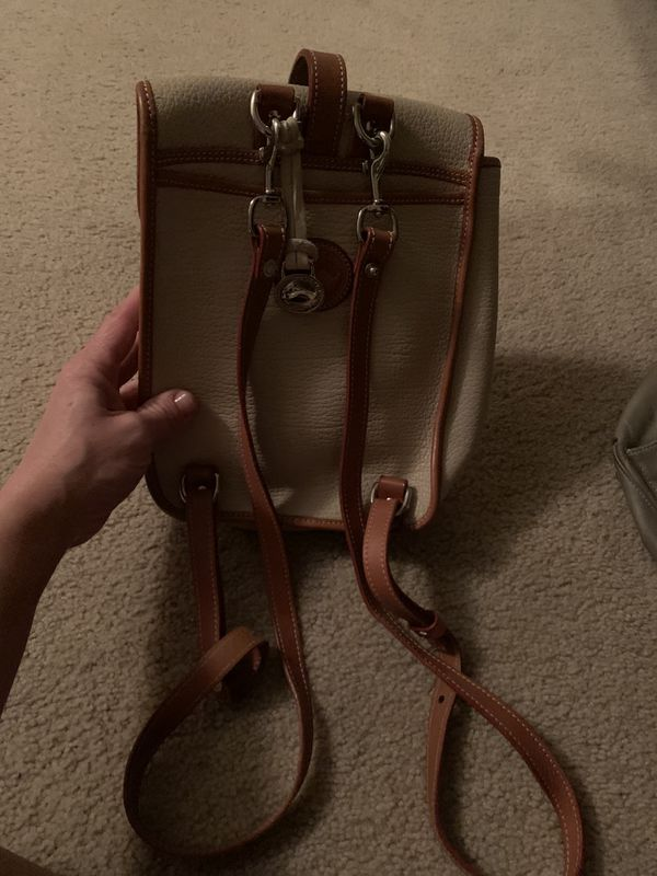Dooney and Burke backpack
