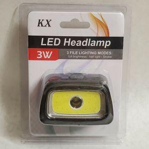 KX LED Headlamp 3W 3 Lighting Mode for Sale in Roy, WA