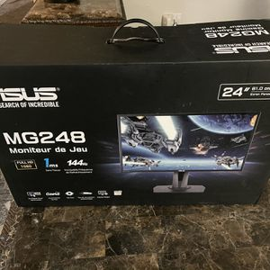 Asus Gaming Monitor 144hz for Sale in Arlington, TX
