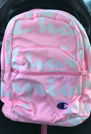 AUTHENTIC PINK CHAMPION BACKPACK for Sale in East Los Angeles, CA
