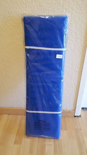 Brand new blue tule roll for Sale in Hacienda Heights, CA