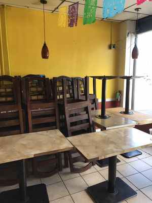 Restaurant tables, TV, 2 frigs for Sale in Chicago, IL