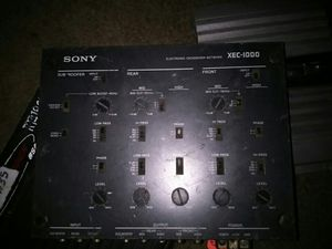 Sony competition crossover network board for Sale in Wichita, KS