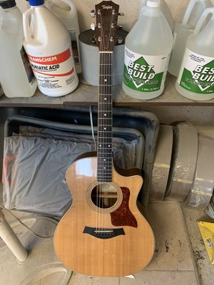 Taylor 414ce acoustic electric guitar for Sale in Garden Grove, CA