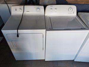 Amana washer and hot point gas dryer for Sale in San Marcos, CA