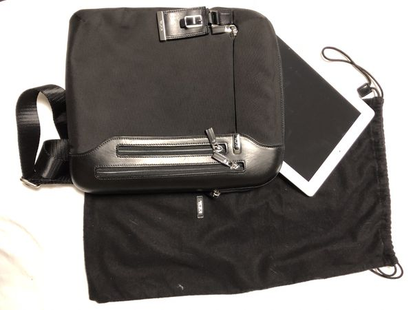 Tumi Crossbody Bag - Purse / iPad Bag