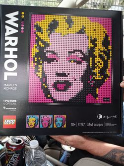 Legos-Marilyn (4options) Mickey (2options) for Sale in Pomona,  CA