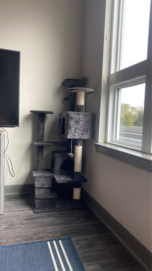 Cat tree house for Sale in Arlington, TX