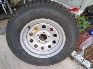 NEW 205/75/15 TRAILER TIRE $75!!! for Sale in Kissimmee, FL