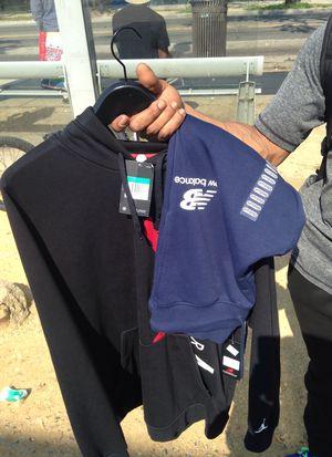 Nike hoodie Jordan/ new balance sweat pants brand new for Sale in Washington, DC
