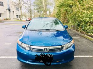 2012 Honda Civic :Clean Title for Sale in Issaquah, WA