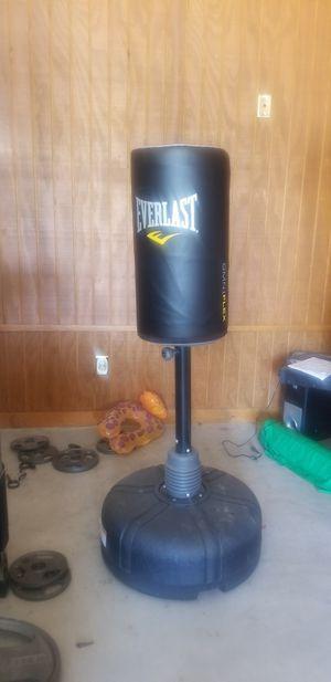 Everlast punching bag for Sale in Longview, TX