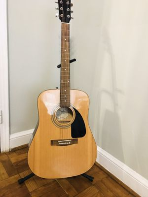 Guitar fender acoustic for Sale in Washington, DC