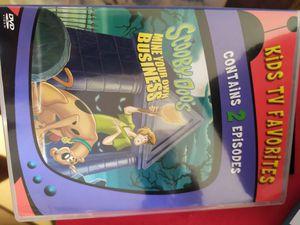 Kids tv favorites Scooby doo for Sale in Miami, FL