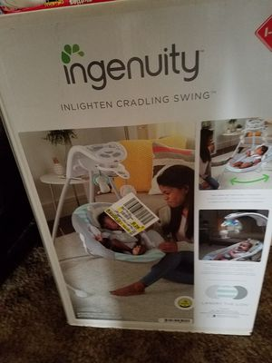 Ingenuity cradle baby swing for Sale in Murfreesboro, TN
