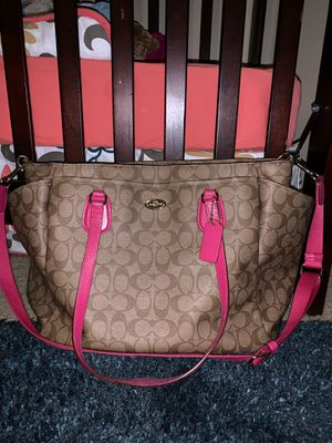 Coach Diaper Bag for Sale in Spring Hill, FL