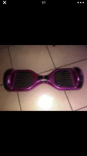 bluetooth hoverboard / segway for Sale in Valley Home, CA